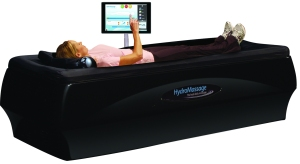 HydroMassage Bed with User