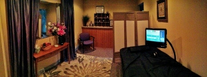 ProAdjuster Chiropractic Clinic HydroMassage Room, Watertown, WI
