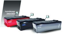 HydroMassage 340 - 350 Bed models